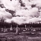 Centralia Cemetery by Penny Fawver