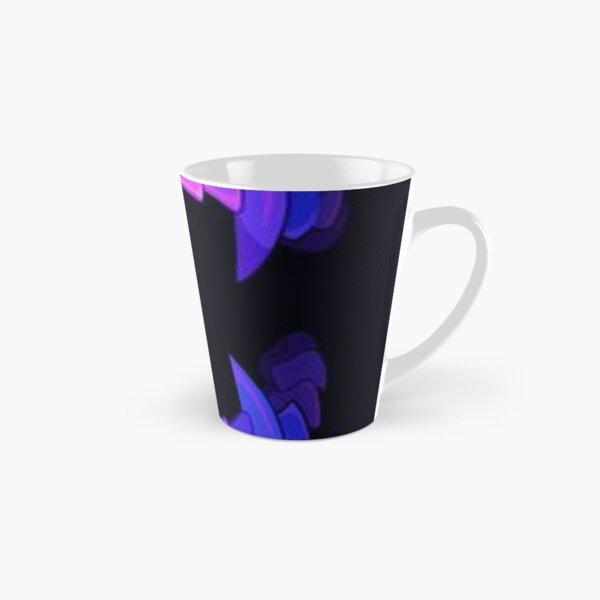 teeth color 3d Tall Mug