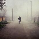 morning ride by passerby2