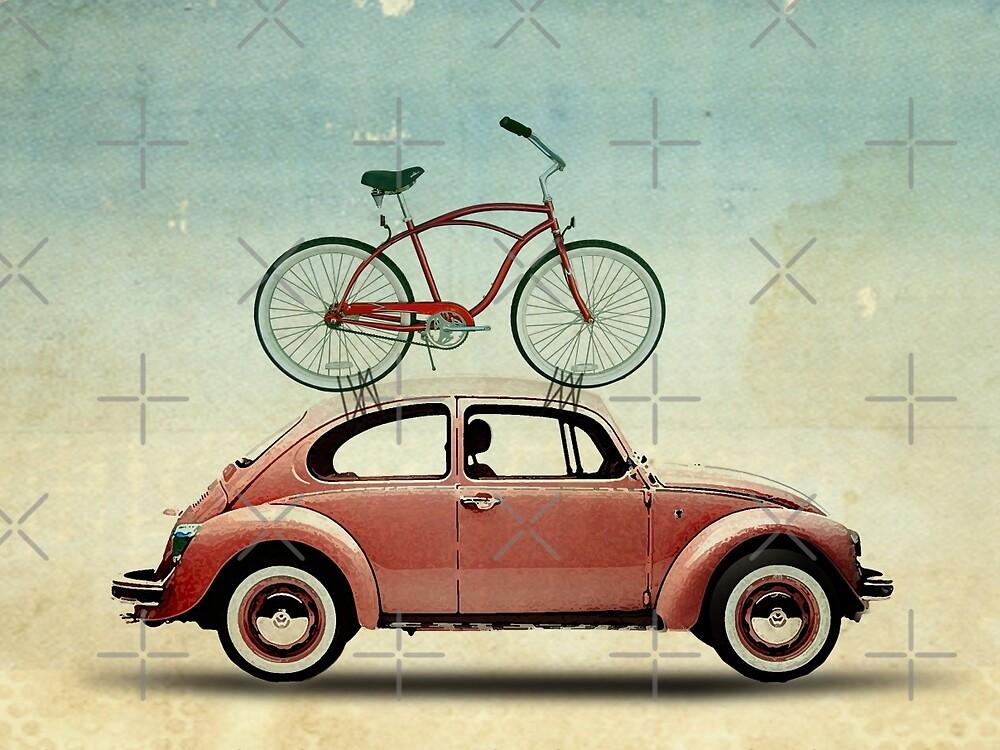 VW Bike Rack by Vin  Zzep