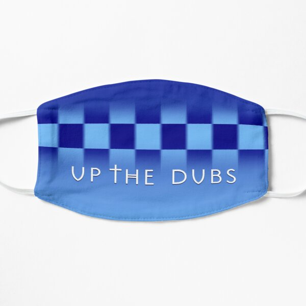 Up The Dubs! Flat Mask