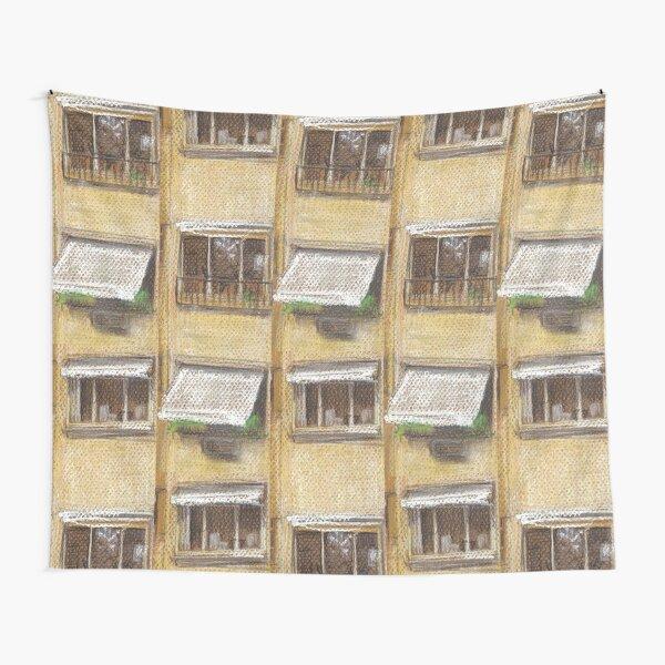 Sunshine Windows Tapestry