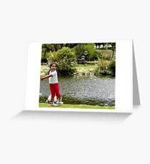 Cuenca Kids 283 Greeting Card