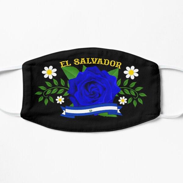 Protégete a ti mismo y a los demás con esta hermosa máscara facial de El Salvador Mascarilla plana