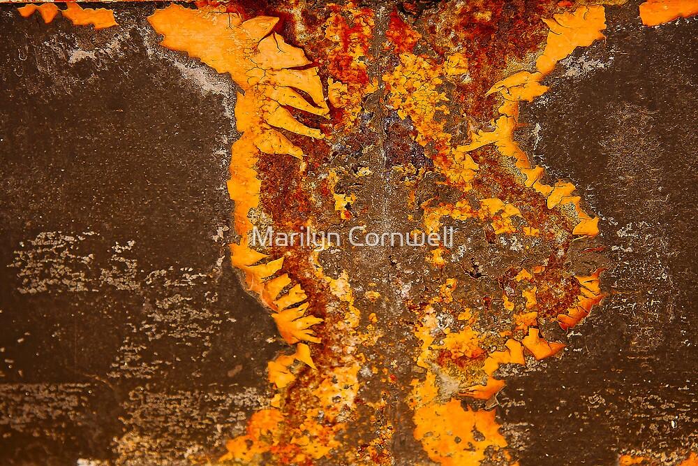 Burning Desire by Marilyn Cornwell