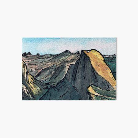 Yosemite Art Board Print