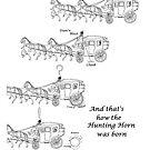 The Hunting Horn by Radwulf