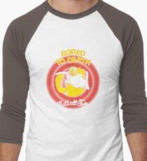 Bored to Death Men's Baseball ¾ T-Shirt