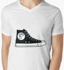 Tulane University Converse Sneaker T-Shirt