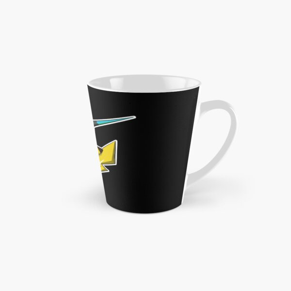 PikaRom Deck Badge Tall Mug