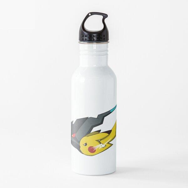 PikaRom Deck Badge Water Bottle