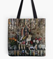 Shrine to Virgen de Guadalupe, Chimayo  Tote Bag