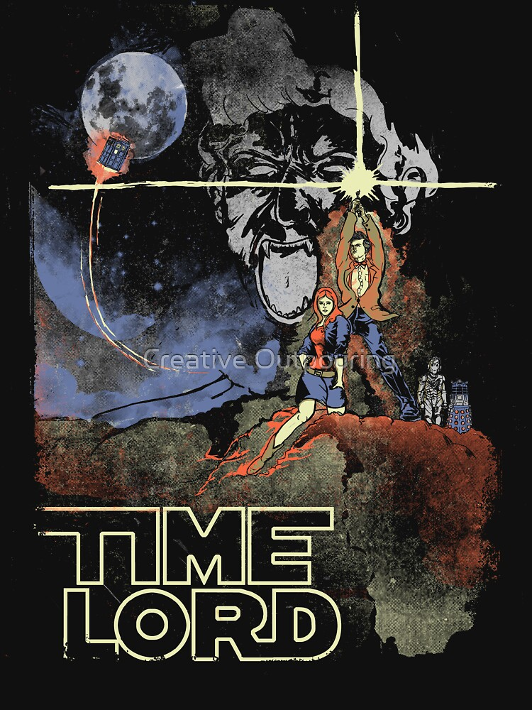 TIME LORD Episode IV | Women's T-Shirt