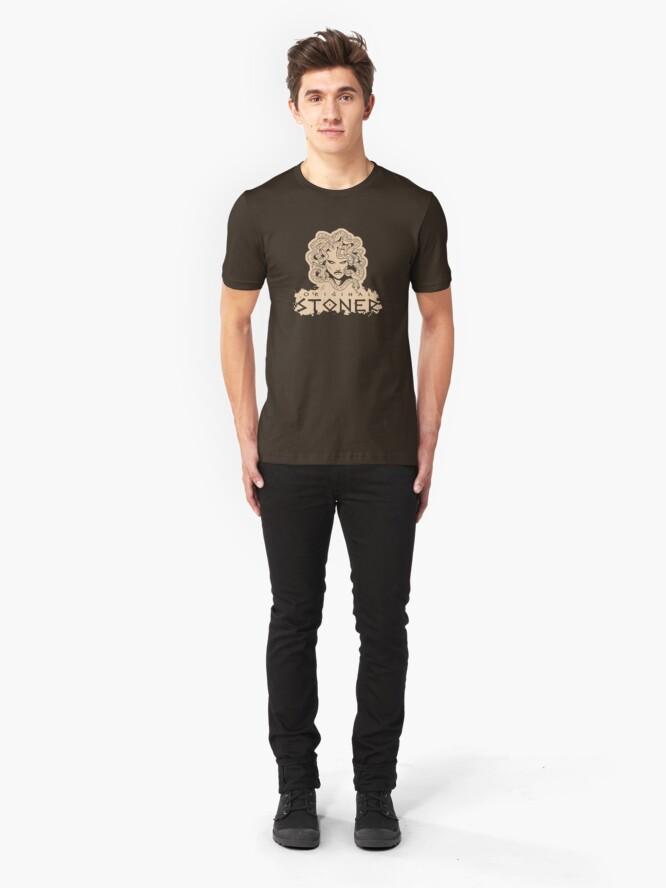 Alternate view of Original Stoner Slim Fit T-Shirt