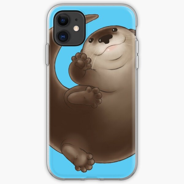 Chonk Otter iPhone Soft Case