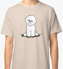 Bichon Frise Sit Pretty Classic T-Shirt