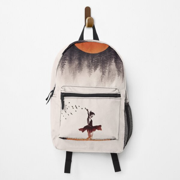 The Sound of Nature.jpg Backpack