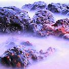 Fluid Rocks by Sue Fallon Photography