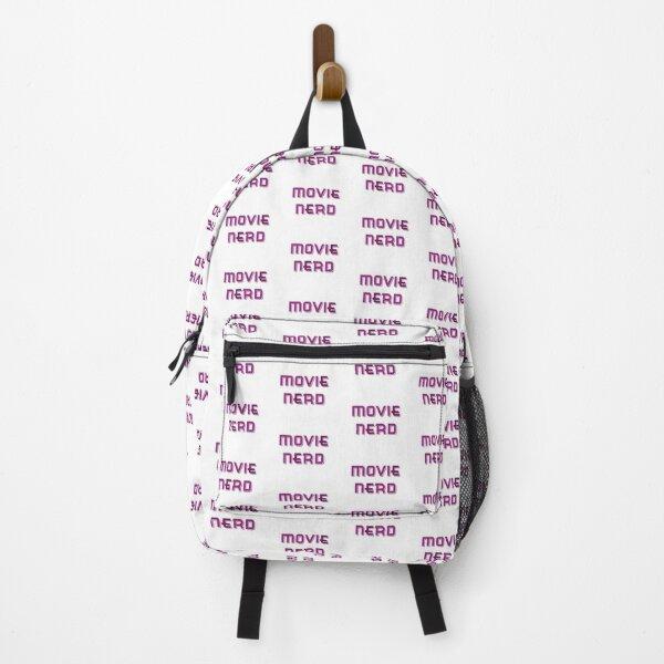 Movie Nerd Backpack