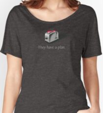 Toasters Women's Relaxed Fit T-Shirt