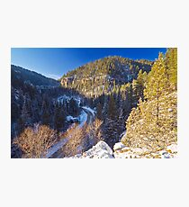 Above Eleventh Hour Photographic Print