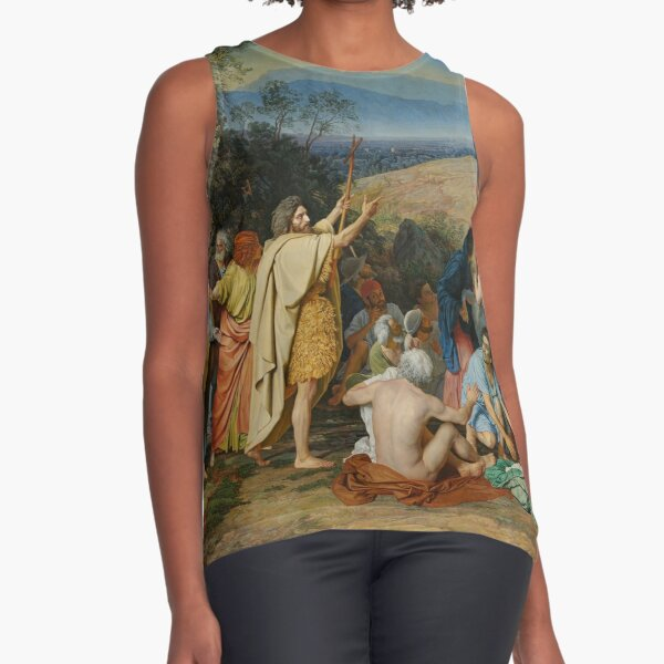 The Appearance of Christ Before the People Sleeveless Top
