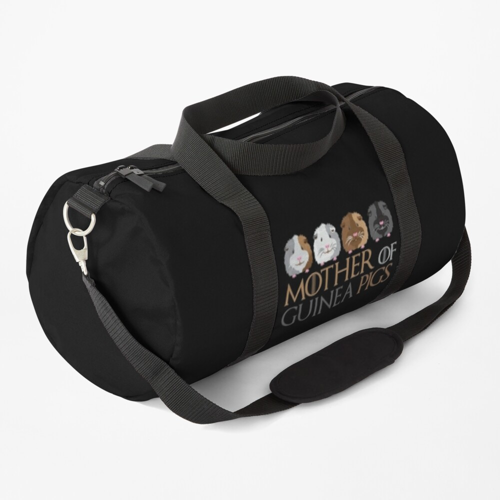 Mother of Guinea pigs Duffle Bag