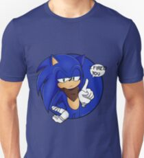 Sonic Boom - I Fired You T-Shirt