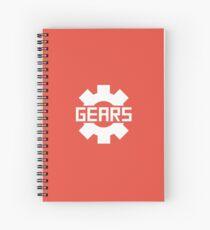 GEaRS Spiral Notebook