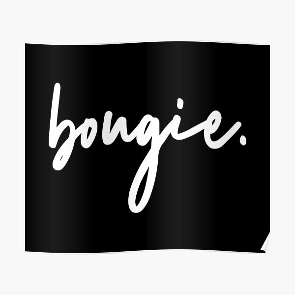 Bougie Posters Redbubble