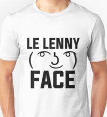 The Lenny Face Unisex T-Shirt