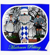 Maibaum / Maypole Poster
