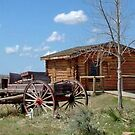 Homestead Montana by AnnDixon