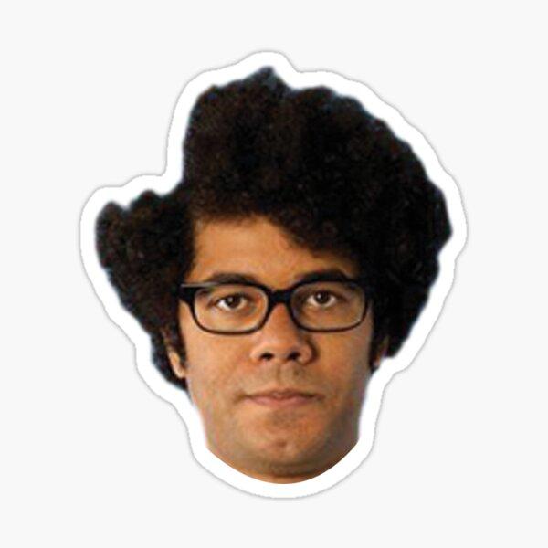 Moss Face Sticker