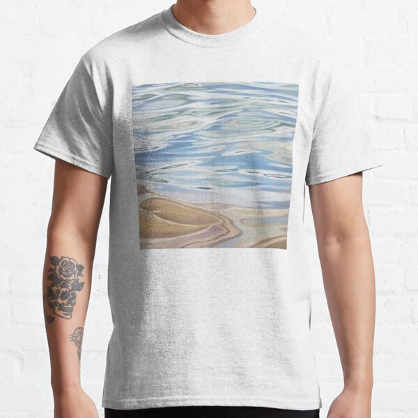 Restless - water painting Classic T-Shirt