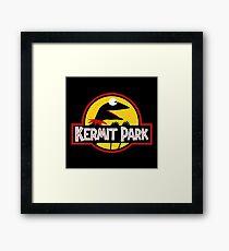 Kermit Park Framed Print
