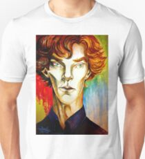 Sherlock: A Study in Colour T-Shirt