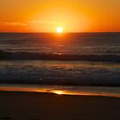 Sunrise on Sunshine Beach by Renee Hubbard Fine Art Photography