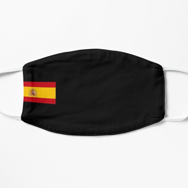 Design from Spain Flat Mask