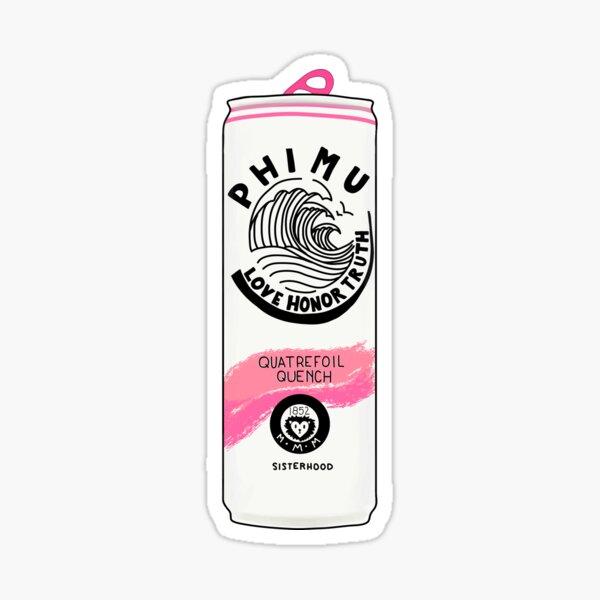Phi claw Sticker