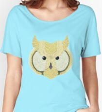 Owl Women's Relaxed Fit T-Shirt