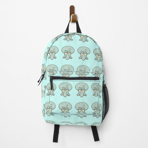 Squidward Tentacles sticker Backpack