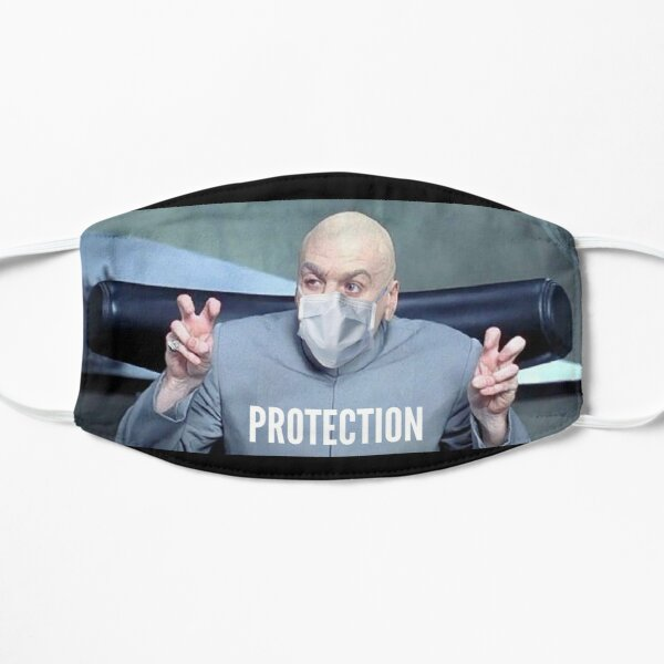 FACE MASK - DR EVIL Mask