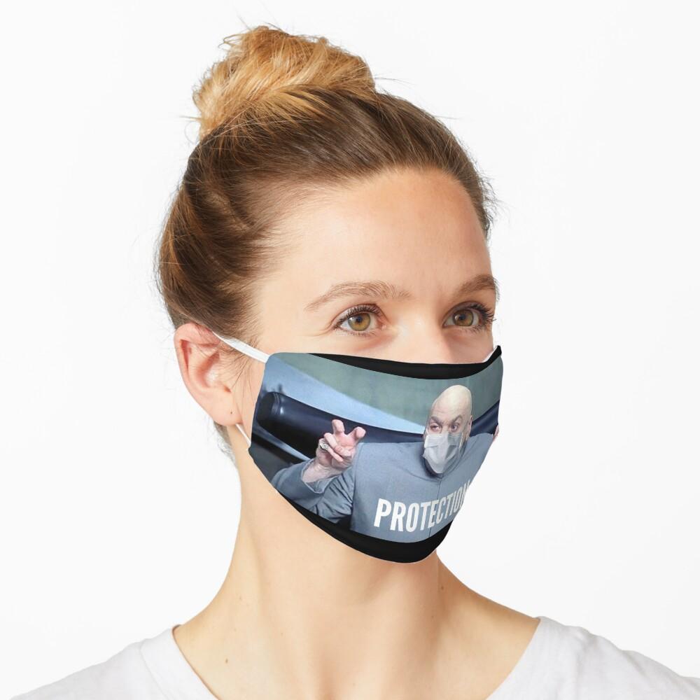 FACE MASK - DR EVIL Mask