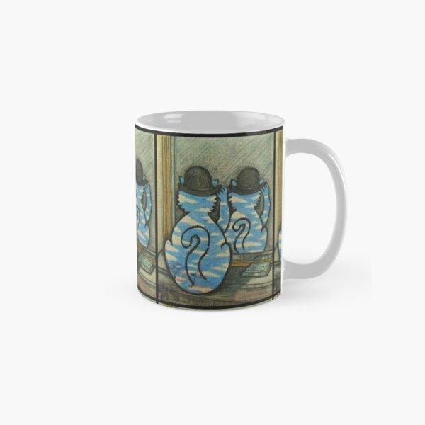 Magritte's Moggy Classic Mug