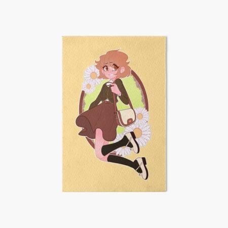 Chihiro Fujisaski (Danganronpa) Art Board Print