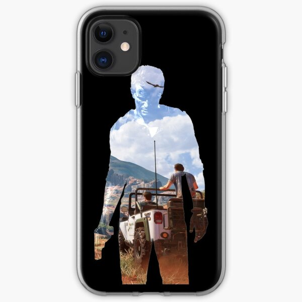coque iphone 8 uncharted