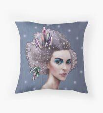 St. Vincent / Annie Clark Throw Pillow