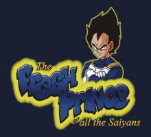 The Fresh Prince of all the Saiyans | Unisex T-Shirt