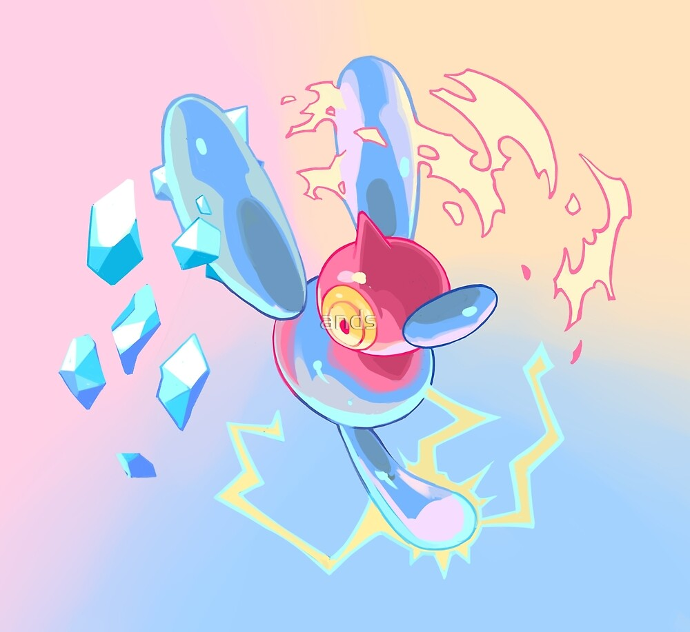 quotporygon zquot by ands redbubble